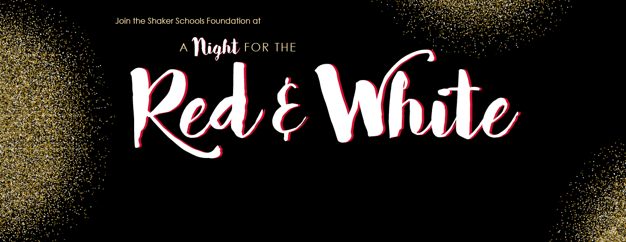 A Night for the Red and White logo
