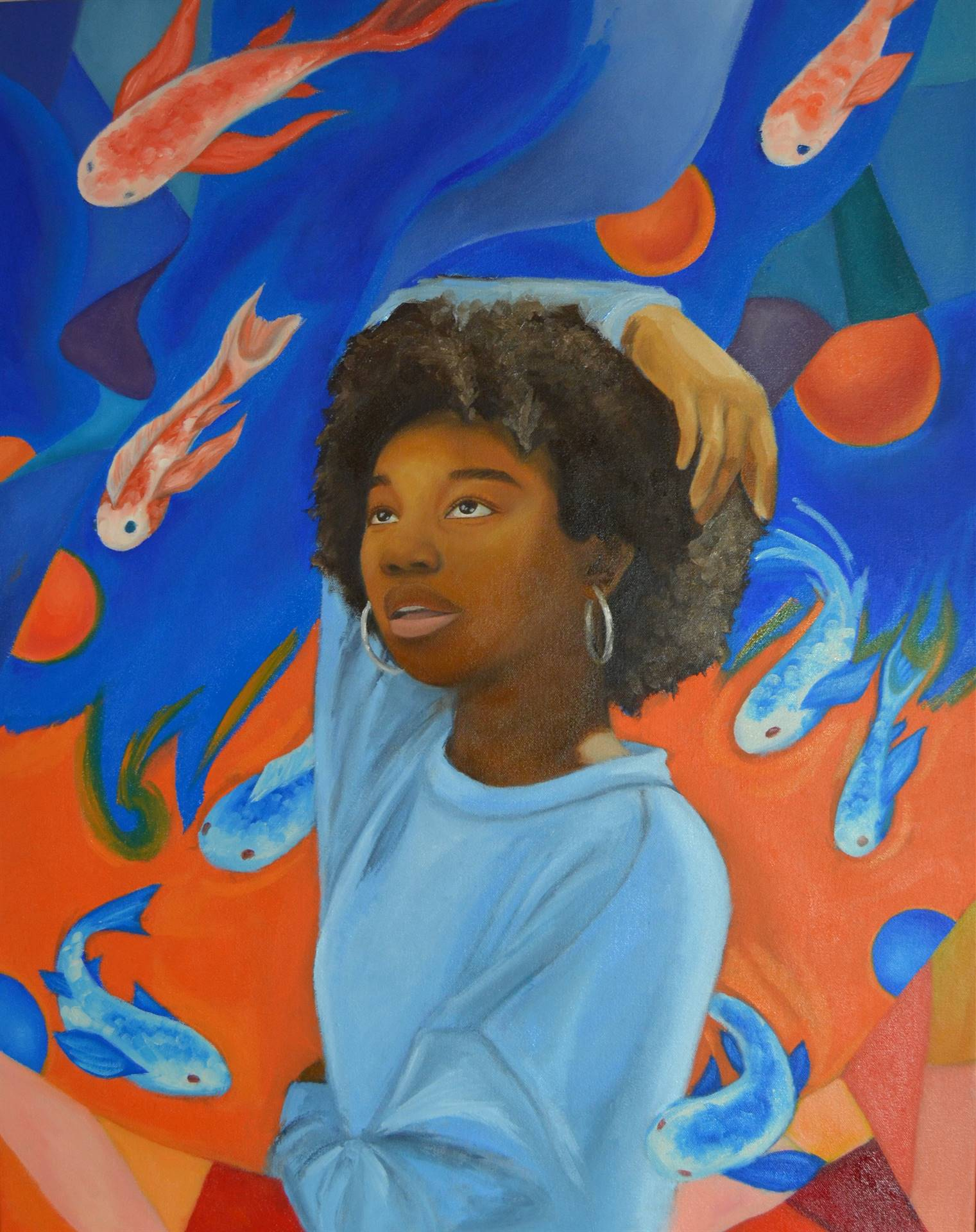 Diametrically Opposed, by Aaliyah Williams