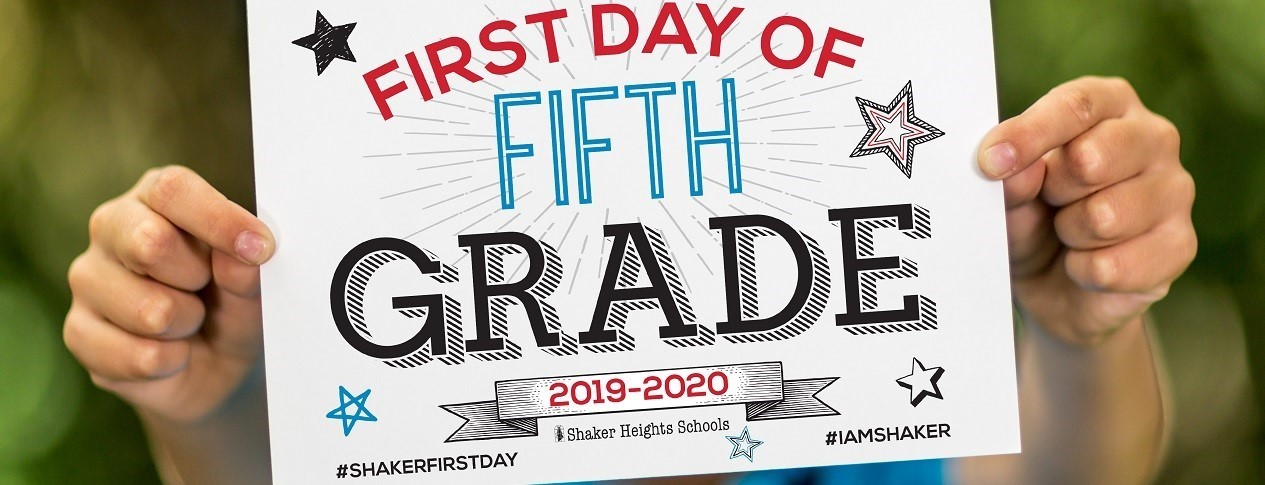 First Day Signs for 2019-20