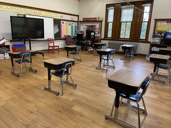 Onaway Classroom