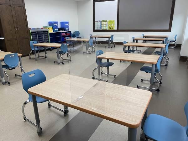Fernway classroom