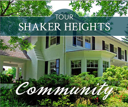 Tour Shaker Heights Community