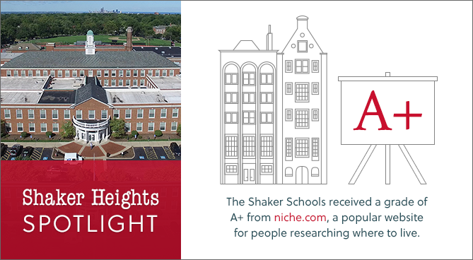 Shaker Heights Spotlight